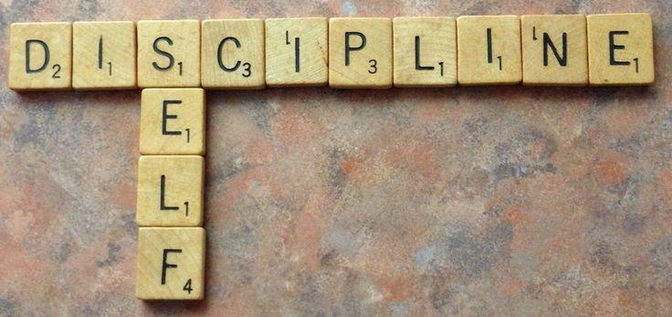 self-disclipline