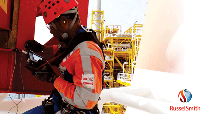 RUSSELSMITH BAGS HEALTH, ENVIRONMENT AND SAFETY AWARD FROM CHEVRON NIGERIA LIMITED