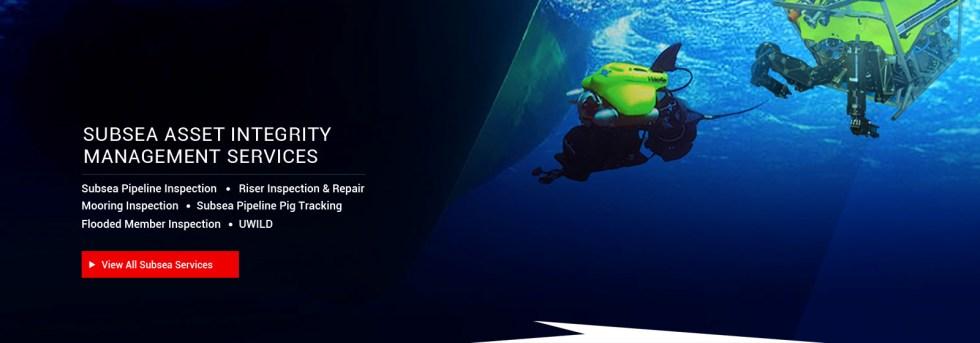Subsea Asset Integrity Management Services