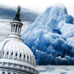 climate industrial complex iceberg