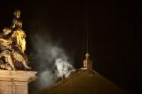 Vatican Smoke