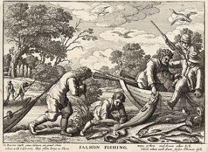 330px-Wenceslas_Hollar_-_Salmon_fishing_(State_1)