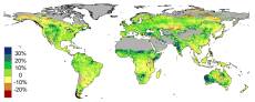 Global Greening (click to enlarge)