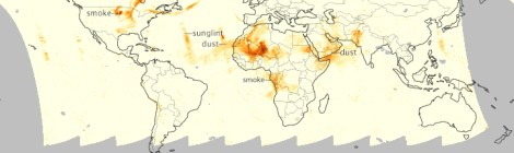 Global Dust July 2014