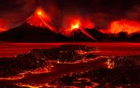 Pangean volcanos in what might be now Siberia filled the skys with CO2
