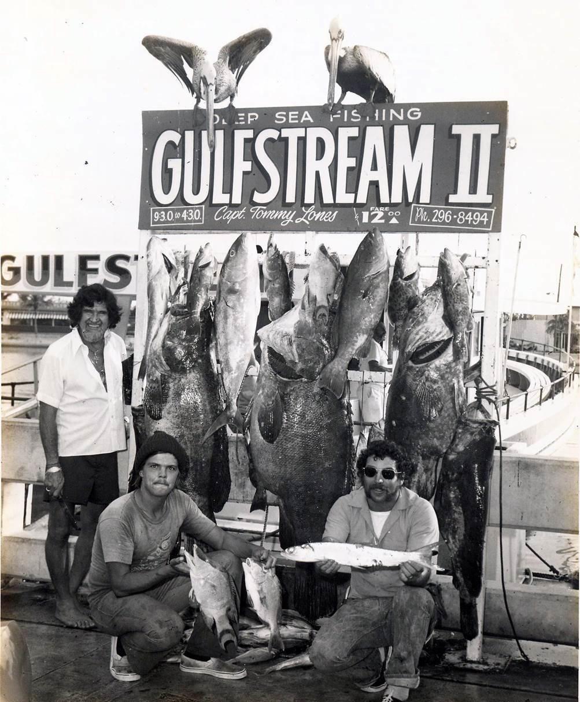 Mid 1960's fish shrinking