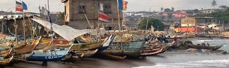 west africa tuna boats