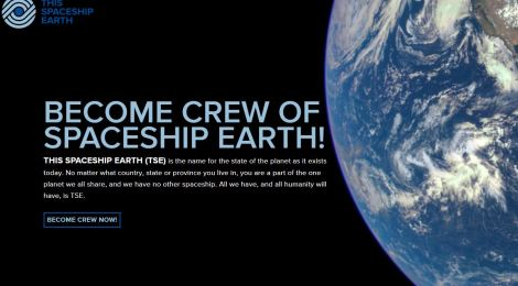 this spaceship earth