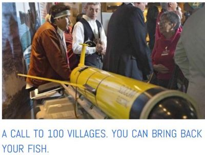 village fish
