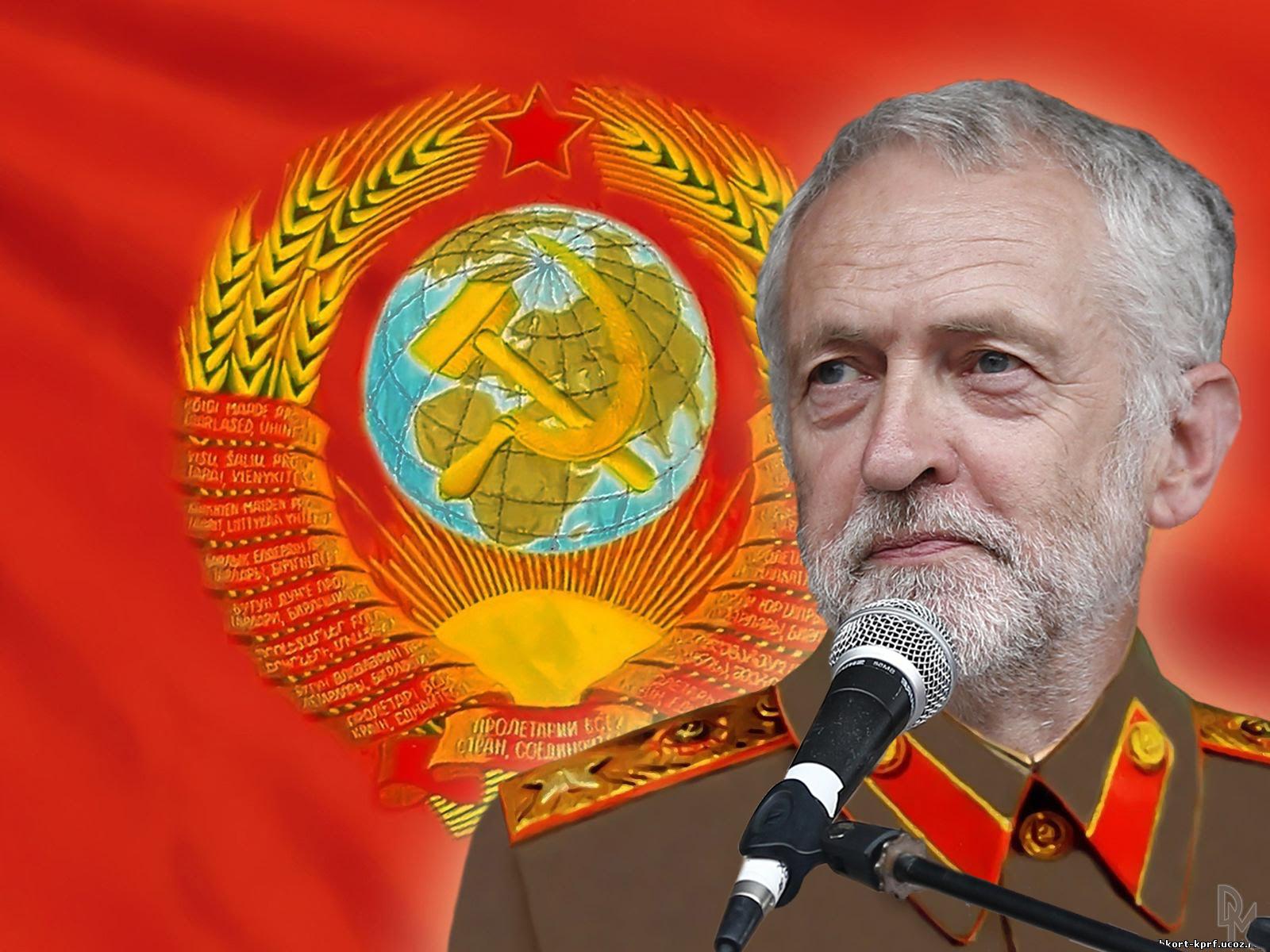 comrade corbyn