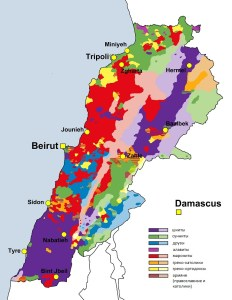 Religions in Lebanon (3)