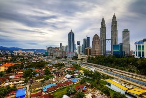 top 5 cities for business in 2016 - kuala lampur