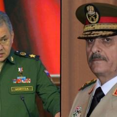 Главы Минобороны России и Сирии подвели итоги операции ВКС