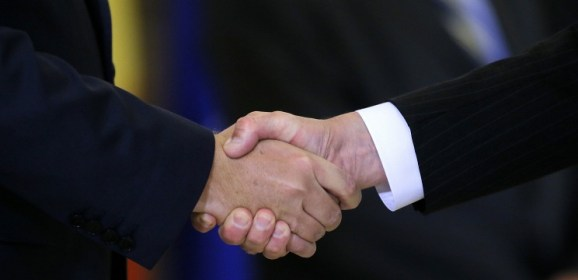 Партия президента Румынии подготовила документ, направленный на объединение с Молдавией