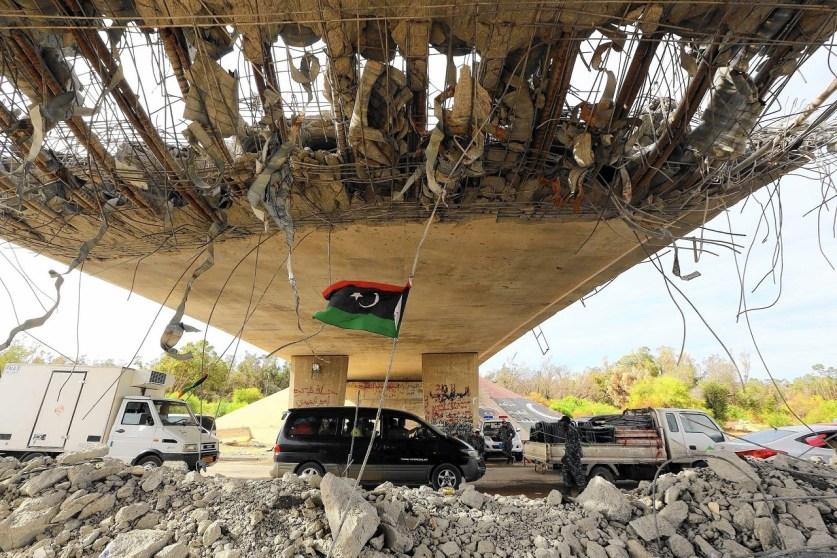 Afrigatenews (Ливия): Уничтожить Ливию: миссия выполнена