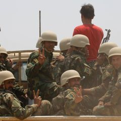 Iraqi army starts operation to storm IS-held city of Falluja