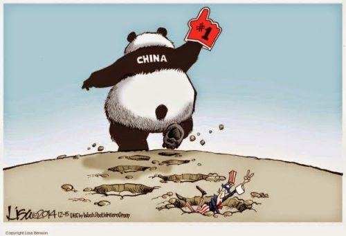 Cartoon-China-Number-One-Economy