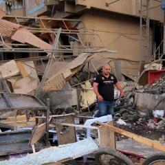Bomb attacks kill 11 in Baghdad area: police