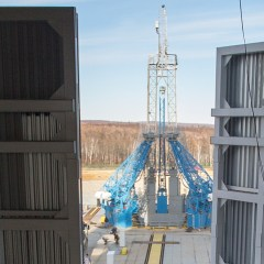 Russian deputy PM demands speed-up of Vostochny spaceport construction