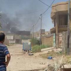 Security forces repel IS attack, as battles continue in Iraq's Fallujah