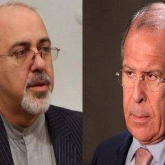 Zarif, Lavrov discuss bilateral ties in Tashkent