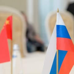 China-Russia economic ties forging ahead