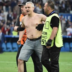 Clashes in stadium after England Vs Russia Euro 2016 match