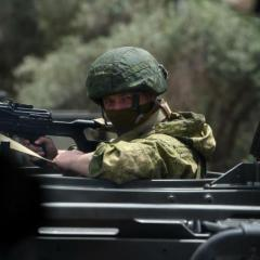 Russian soldier killed on mission in Syria
