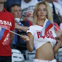 Cheerleaders at Euro 2016