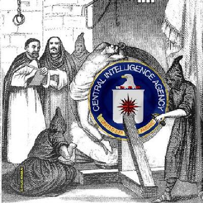 CHUCKMAN - CIA - TORTURE RACK