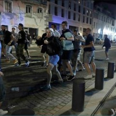France determined to avoid trouble at England vs Russia soccer game