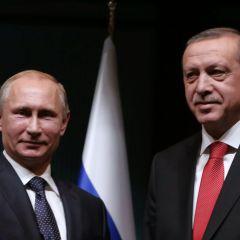 Tagesspiegel: «Друг Путина»: новый девиз Эрдогана