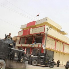 Iraqi forces retake two Fallujah districts from Islamic State, push west
