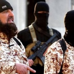 Isis beheads 4-year-old girl then forces mother to soak hands in her blood after 'swearing to Allah'
