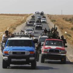 Convoy With Hundreds of Militants Enters Syria From Turkey – Source