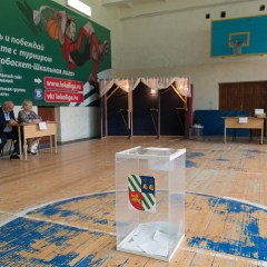 Referendum in Abkhazia officially recognized invalid