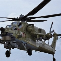 Iraqi Army Receives 2 Night-Hunter Choppers from Russia