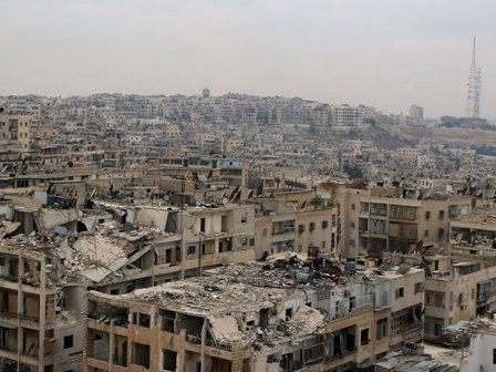 Сирийский Алеппо