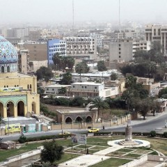 Mortar, bombing in Baghdad kill six, including four children