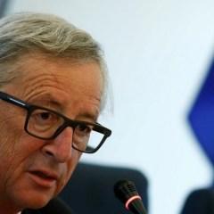 EC chief Juncker: 'Big risk' of EU-Turkey migrant deal collapsing