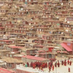 Chinese demolitions at Buddhist institute draw fire