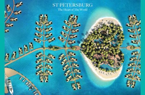 UAE-dubai-st-petersburg-island
