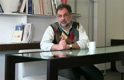 Sociologist Georgi Derluguian