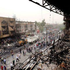 Baghdad bombing death toll exceeds 200