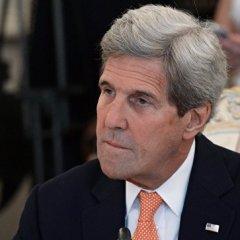 Керри назвал встречу с Аббасом конструктивной