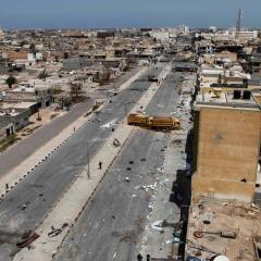 Strange Goings On In Libya