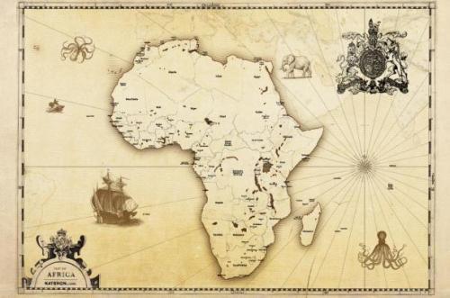 vintage_map_africa_r01