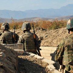Azerbaijan's defense ministry reports truce violations by Armenia