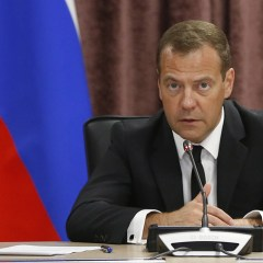 Kremlin knows nothing about petition for premier's resignation