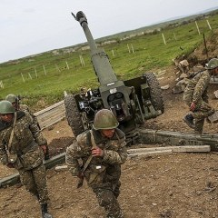 Azerbaijan reports 13 ceasefire violations by Armenia in Nagorno-Karabakh